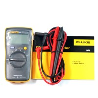 FLUKE 101 portable handheld digital multimeter F 101 FLUKE 15B smaller version