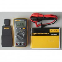 FLUKE 107 F107 Palm-sized Multimeter Meter Smaller Than FLUKE 17B