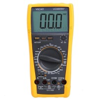 VICHY VC9805A+ Multimeter Electrical Meter Tester Inductance Thermometer AC/DC
