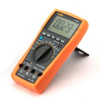 VICHY VC87 True RMS 4 Motor Drives Tester vs FLUKE 87V VSD Multimeter Digital