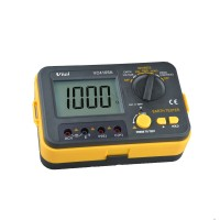 VC4105A Digital 3 1/2 Earth Ground Resistance Tester Meter Lcd 0.01Ω~2000Ω D0166