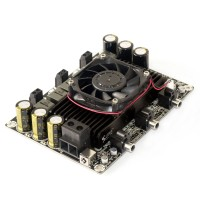 3 x 500 Watt Class D Audio Amplifier Board - T-AMP