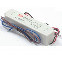 Mean Well MW 9~48V 1.05A 60W AC/DC LED Driver LPC-60-1050 TUV Class 2 IP67 UL