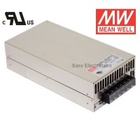 Mean Well MW 24V 25A 600W AC/DC Switching Power Supply SE-600-24 UL/CUL PSU
