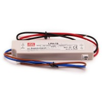 MW Mean Well LPH-18-36 LED Driver 18W 36V IP67 Power Supply Water & Dust-proof