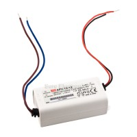 Mean Well APV-12-12 12V 1A Power Supply LED Driver Water & Dust-proof