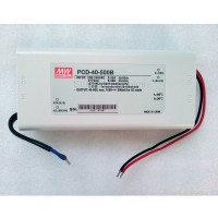 Mean Well PCD-40-500B 40W 500mA Power Supply LED Driver Water & Dust-proof