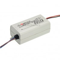 Mean Well APV-12-5 12W 5V 2A Power Supply LED Driver Water & Dust-proof